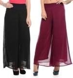 MDS Jeans Slim Fit Women's Black, Maroon...
