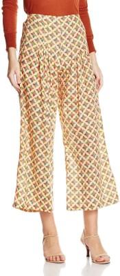 Atayant Regular Fit Women's Multicolor Trousers