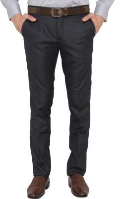 Donear NXG Slim Fit Men's Dark Blue Trousers