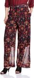 Atayant Regular Fit Women's Grey Trouser...
