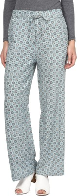Annapoliss Regular Fit Women's Multicolor Trousers