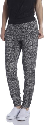 Only Regular Fit Women's Black Trousers