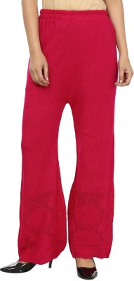 Darshita Regular Fit Women's Pink Trousers