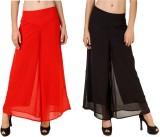RoseBella Regular Fit Women's Red, Black...