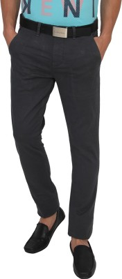 Calvin Klein Slim Fit Men's Grey Trousers