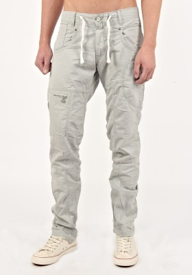 883 Police Slim Fit Men's Grey Trousers