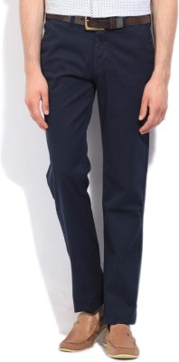 Killer Regular Fit Men,s Blue Trousers