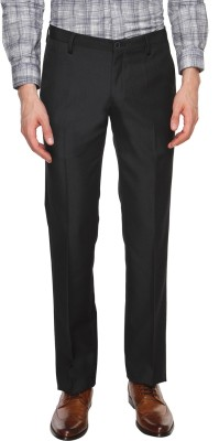 Arrow Newyork Slim Fit Men's Blue Trousers