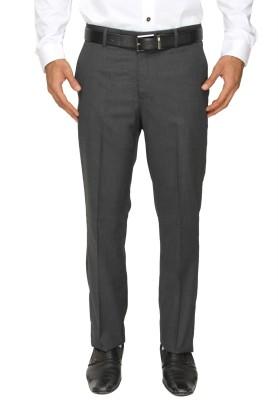 Springfield Slim Fit Men's Blue Trousers