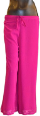 Xpression Regular Fit Women's Purple Trousers