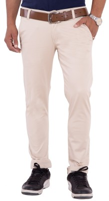 New Valley Regular Fit Men's Beige Trousers