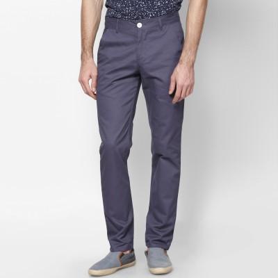 Haute Couture Men's Light Blue Trousers