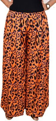 Saree Sparkle Regular Fit Womens Multicolor Trousers