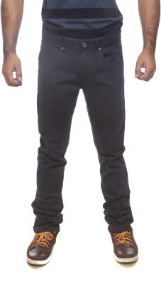 Pepe Slim Fit Men's Dark Blue Trousers