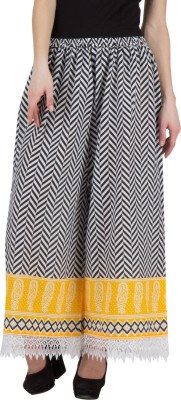 Famous by Payal Kapoor Regular Fit Women's Multicolor Trousers