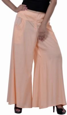 Inblue Fashions Regular Fit Women,s Pink Trousers