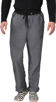 Origin Regular Fit Men's Black Trousers