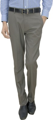 Integration Slim Fit Men's Grey Trousers