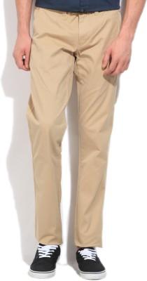 Gant Slim Fit Men's Beige Trousers