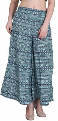 Myshka Regular Fit Womens Multicolor Trousers