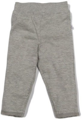 Solittle Regular Fit Baby Girl's Grey Trousers