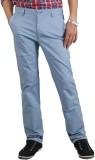Thinc Slim Fit Men's Light Blue Trousers