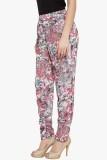 The Vanca Slim Fit Women's Grey Trousers