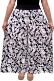 FabnFab Regular Fit Women's White Trouse...