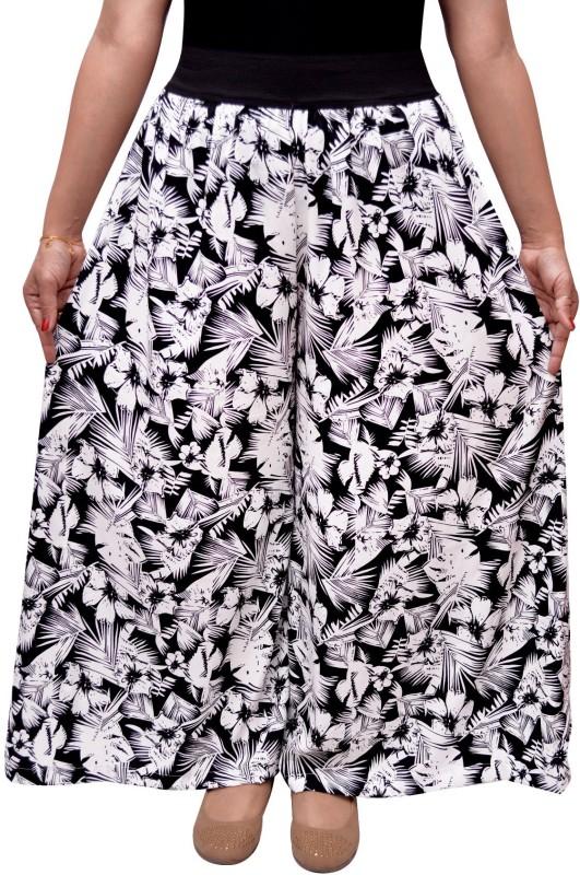 FabnFab Regular Fit Women's White Trousers