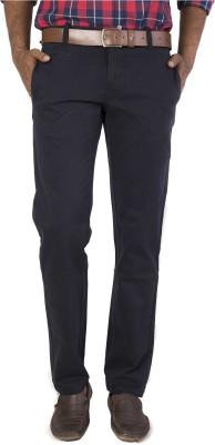 urbantouch Regular Fit Men's Blue Trousers