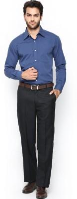 Jaabili Regular Fit Men's Black Trousers