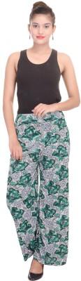 SANA FAB Regular Fit Women's Multicolor Trousers