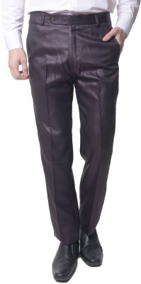Skookie Men's Brown Trousers