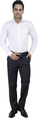 Jhon Diego Regular Fit Men's Blue Trousers