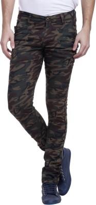 Nimegh Regular Fit Men's Multicolor Trousers