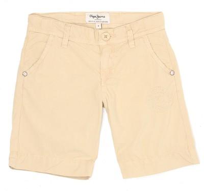 Pepe Jeans Regular Fit Boy's Beige Trousers