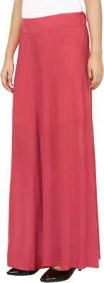 Lavish Slim Fit Women's Orange Trousers