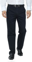 Canoe Slim Fit Mens Blue Trousers