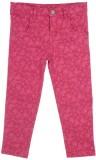 Joy N Fun Regular Fit Girls Pink Trouser...