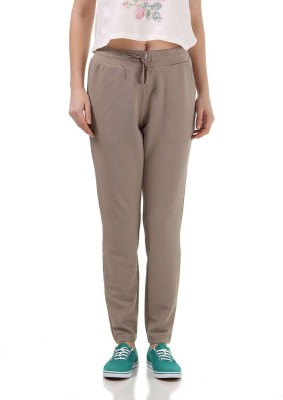 Vero Moda Regular Fit Women's Brown Trousers