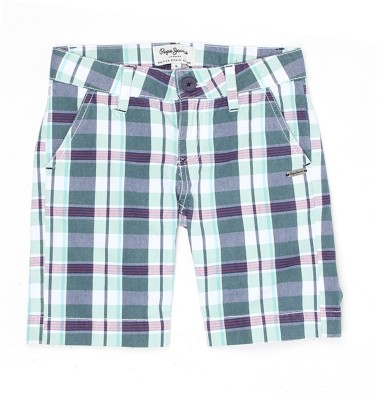 Pepe Jeans Regular Fit Boy's Green Trousers