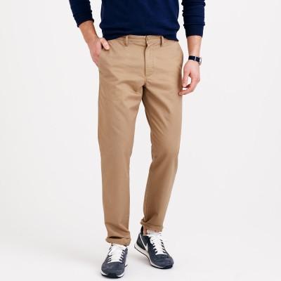 Makeover Regular Fit Men's Beige Trousers