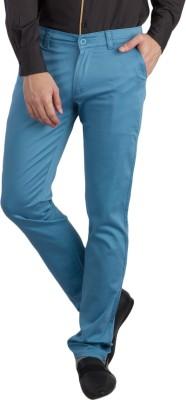 Bloos Jeans Slim Fit Men's Light Blue Trousers