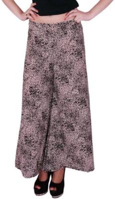 Dee Fashion House Regular Fit Women's Beige Trousers