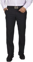 Raymond Regular Fit Mens Blue Trousers