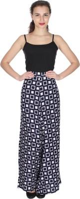 shaktimart Regular Fit Women's Dark Blue Trousers