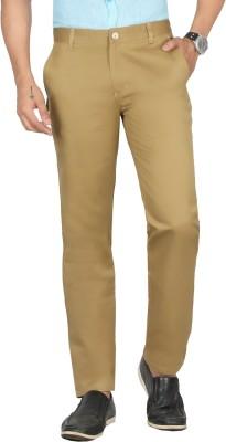 Sloper Regular Fit Men's Beige Trousers