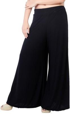 Fashionkala Regular Fit Women's Blue Trousers