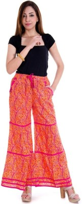 Fabstyle Regular Fit Women's Multicolor Trousers