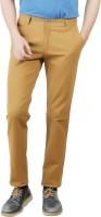 Numero Uno Men's Wear - Numero Uno Slim Fit Men's Yellow Trousers